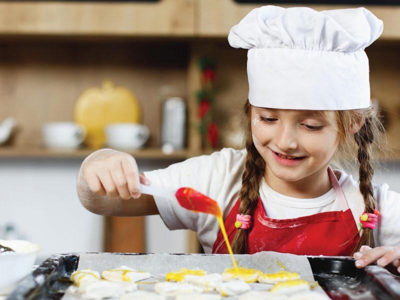 เรียนทำอาหาร ได้ประโยชน์มากกว่าแค่การทำอาหารเป็น