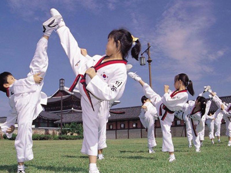 ทำไมผู้ปกครองจึงนิยมพาลูกๆ มาเรียนเทควันโด