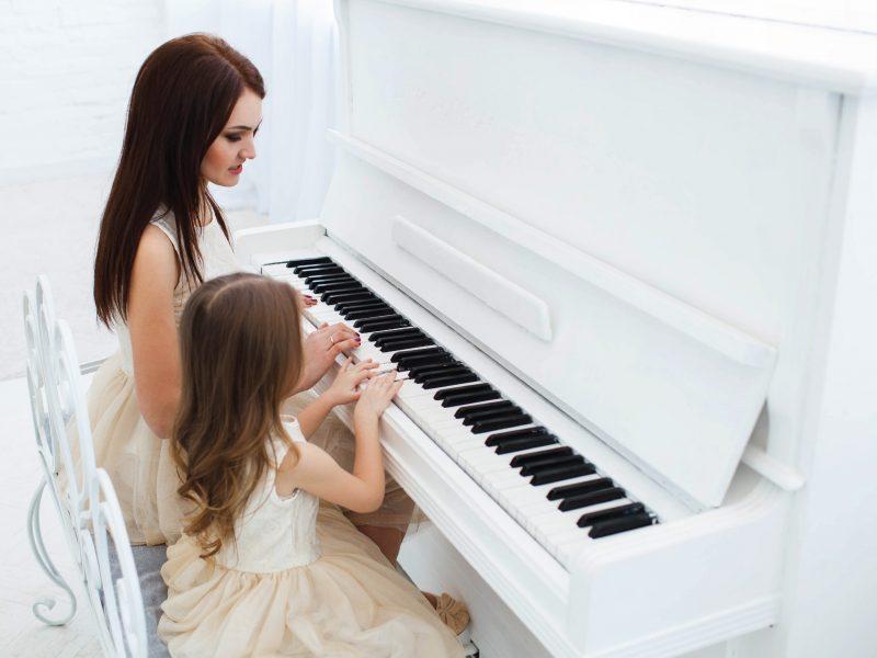 ประโยชน์ของการเรียนเปียโน